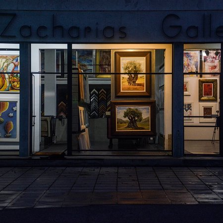 ‪Zacharias Gallery‬