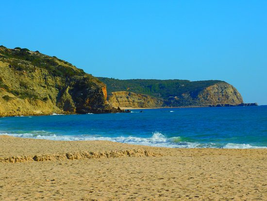 Budens, Portugal: Salema beach