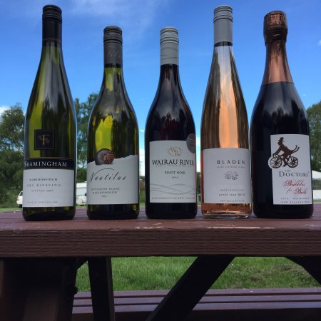 Renwick, New Zealand: Forrest Wines Cellar Door