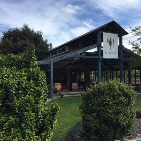 Renwick, Nya Zeeland: Forrest Wines Cellar Door