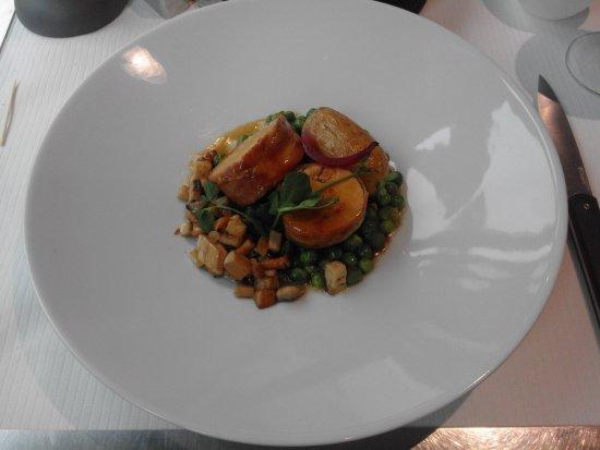 Busnes, Frankreich: Les plats savoureux