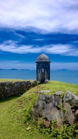 Fortaleza de Santa Cruz do Anhatomirim: Fortaleza de Anhatomirim