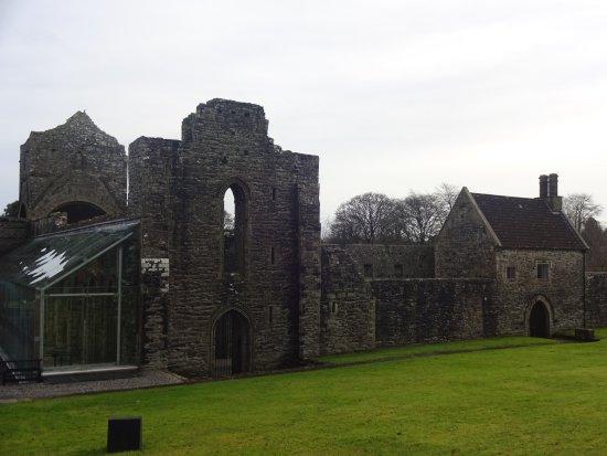 Boyle Abbey Photo