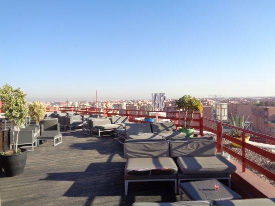 Hotel La Renaissance : rooftop