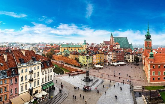 Classic Warsaw Walking Tour - Daily City Tours