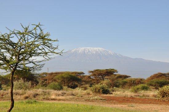 Amboseli Sopa Lodge Aufnahme