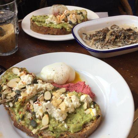 Handle Bar Cafe Kitchen Oxford