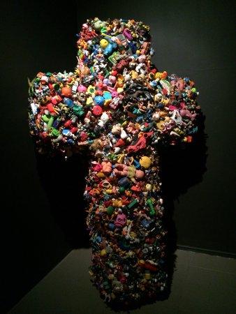 Espacio De Arte Contemporaneo: Obra em exposição