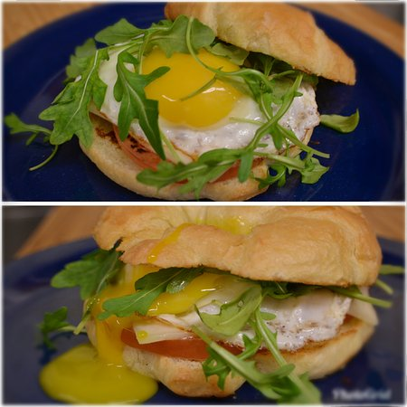 Persy's Place: The Garden Sandwich