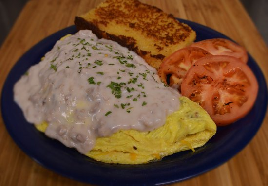 Persy's Place: Southern Omelet