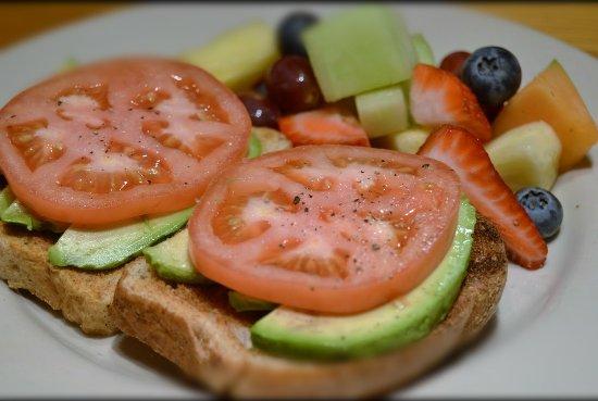 Kingston, MA: Avocado Toast