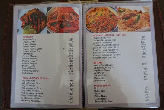 food funda seafood rice bread