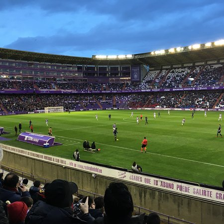 ‪Estadio Jose Zorrilla‬