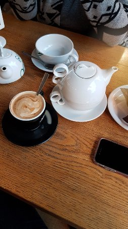 Coffee Shop Caffe Vergnano 1882照片