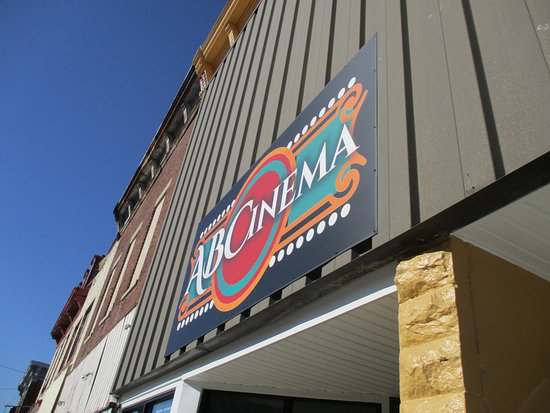 Decatur, IN: The front of ABCinema