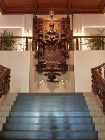 Grand Lapa Macau: À entrada do hotel