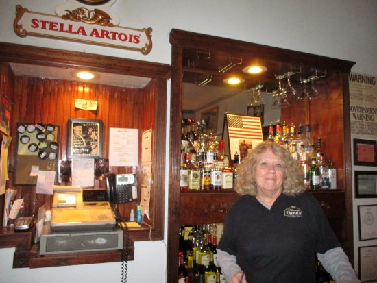 Altamont, NY: There's Nancy!