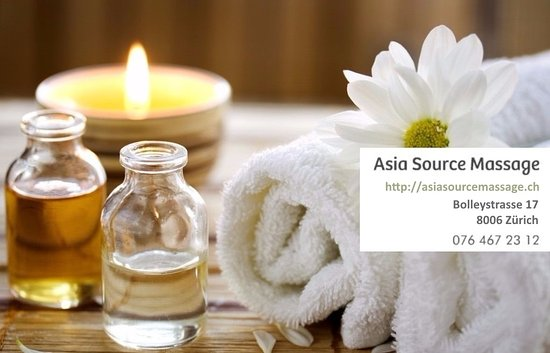 Asia Source Massage