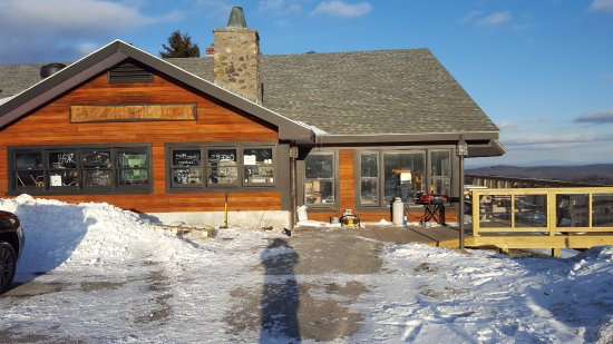 Marlboro, VT: Restaurant Frontage