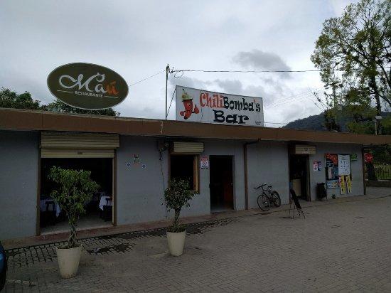 Paraiso, Коста-Рика: Restaurante Maú/Bar Chilibomba's