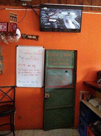 Paraiso, Costa Rica: Restaurante Maú/Bar Chilibomba's
