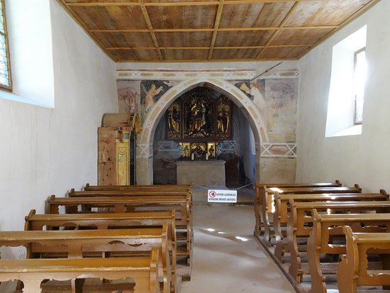 Barbiano, Italy: Interior