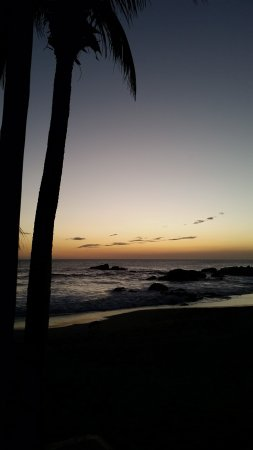 Hotel Suyapa Beach: Sunset
