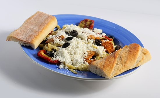 The Kasbah Mediterranean: Mediterranean Pasta