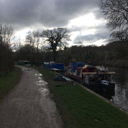 Somerset, UK: Kennet & Avon Canal