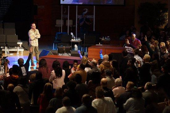 Cornerstone Church: Midnight Prayer