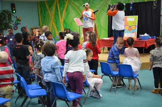Cornerstone Church: Elementary Kids