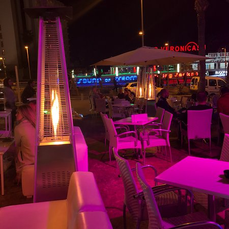 Lava Lounge Bar Tenerife