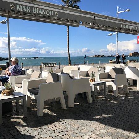 Mar Bianco Cafe ภาพถ่าย