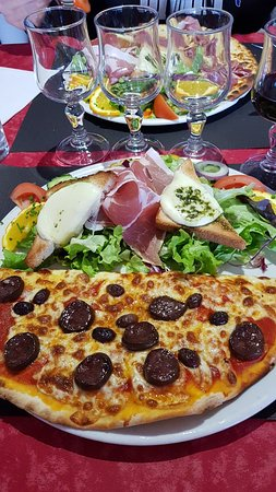 le parma pizzeria du port le lavandou restaurantbeoordelingen tripadvisor. Black Bedroom Furniture Sets. Home Design Ideas