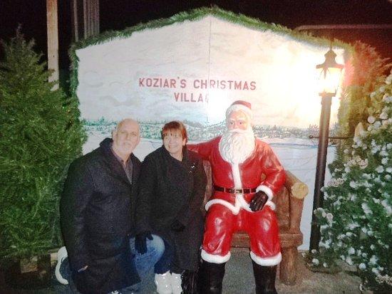Koziar's Christmas Village : A really nice night out