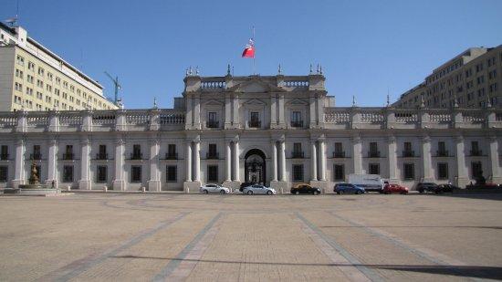 Centro Cultural Palacio de la Moneda y Plaza de la Ciudadania: Lugar muy bonito para visitar