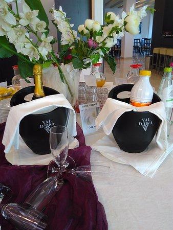 Hotel Panama Majestic: Colazione da RE!!!