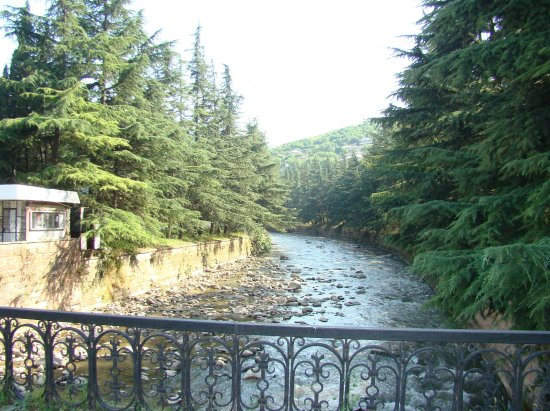 Ijevan, Αρμενία: Через город Иджеван проходит река Агстев