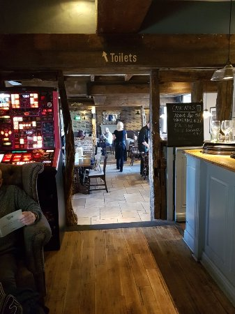 Good Pub Food Near Chatsworth