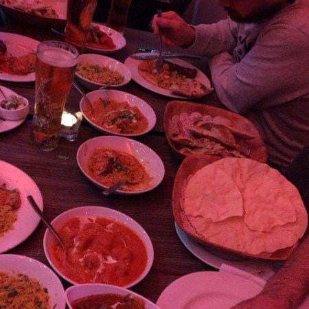 East Horsley, UK: Very Good indian chef