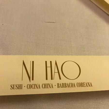 Ni Hao Sanchinarro: photo0.jpg