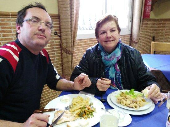 El Burgo, Spanyol: Restaurante Casa Pepe