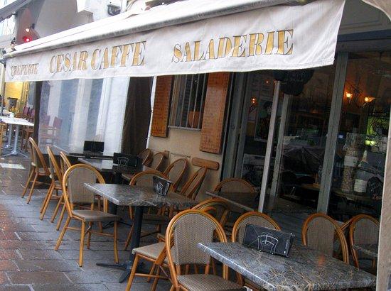 Cesar caffe antibes restaurant bewertungen for Restaurant antibes