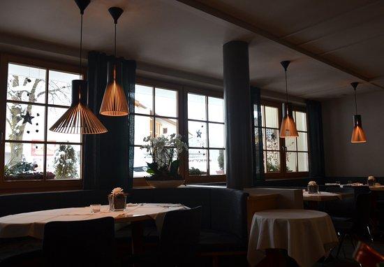 la sala da pranzo - Picture of Viel Nois, Funes - TripAdvisor
