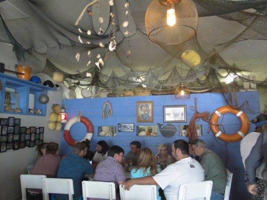 Hentiesbaai, Namíbia: Interno