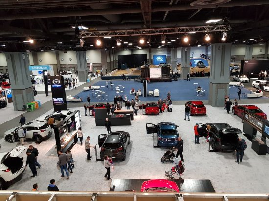 Largejpg Picture Of Washington Auto Show - Washington car show discount tickets