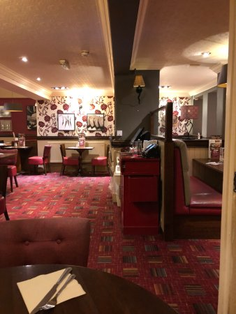Norton Canes, UK: Interior clean and tidy
