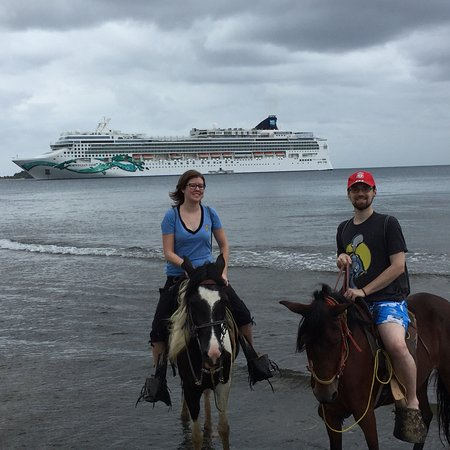 Mena's and Bodden Horseback Riding