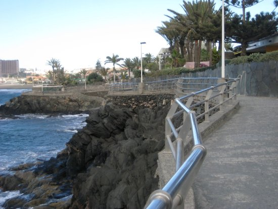 Strandpromenade San Agustin