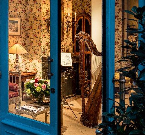 Hotel Caron de Beaumarchais : Entrée de l'hôtel